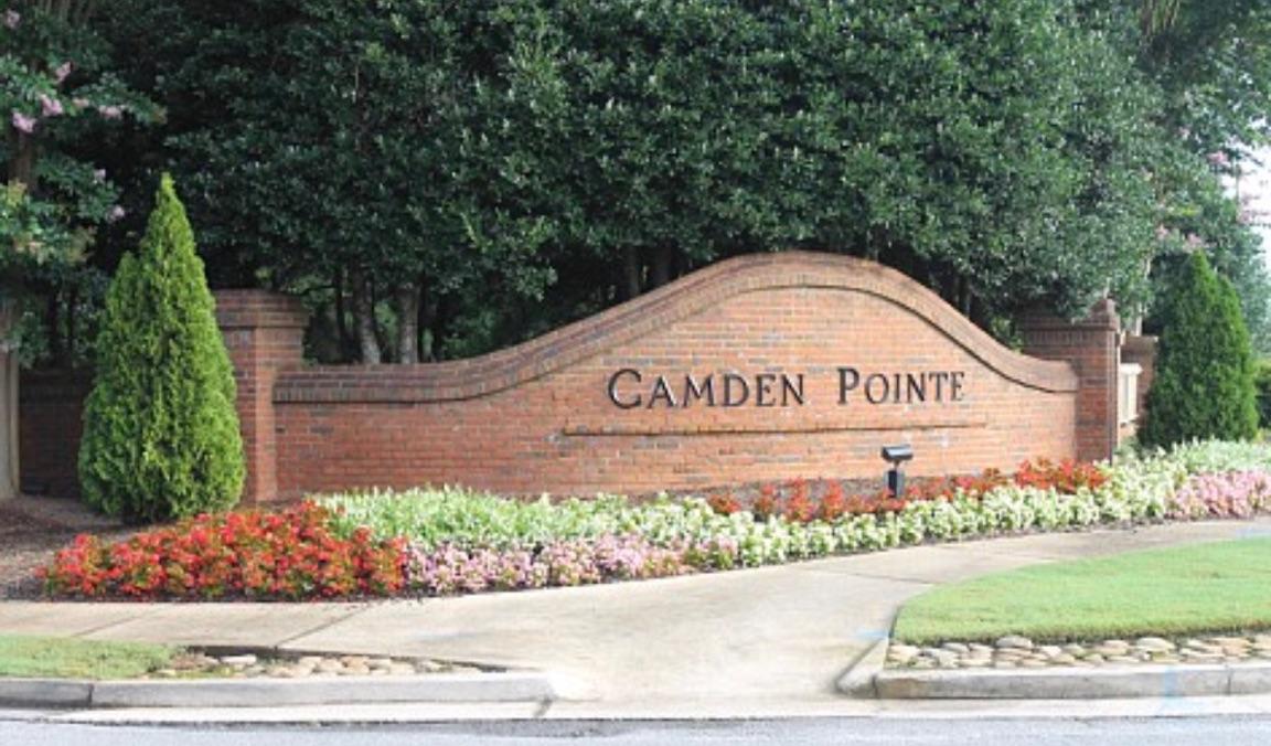 Camden Pointe Sign
